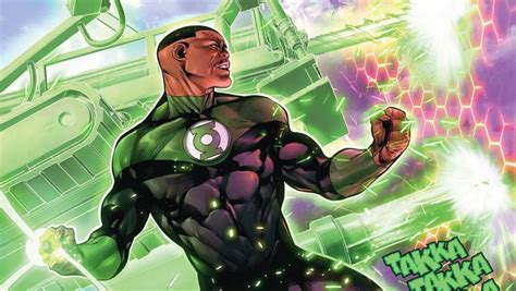 green lantern corps stewart could shake up the dc universe reporter