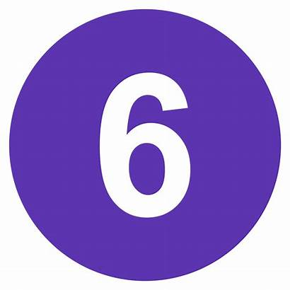 Number Purple Circle Svg Deep Wikimedia Commons