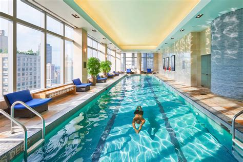 Swimming Pool : Nyc Hotels With Swimming Pools