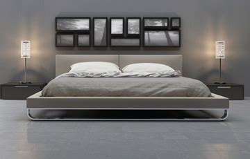 California King Platform Bed With Headboard california king size platform beds california king beds