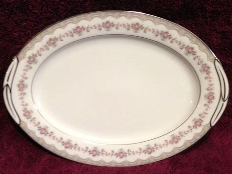 New Discontinued Pattern Noritake Glenwood China, #5770