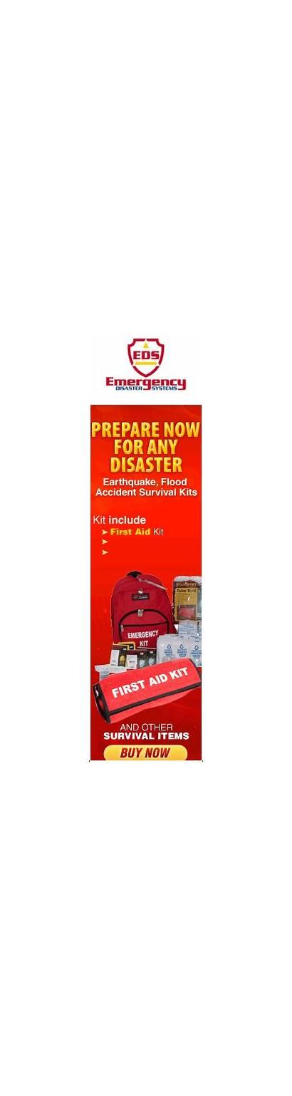 Emergency Disaster Survival Preparedness Kit Kits Dried