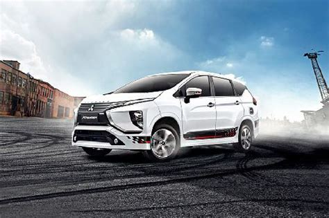Review Mitsubishi Xpander Limited by Mitsubishi Xpander Limited 2019 Harga Konfigurasi Review