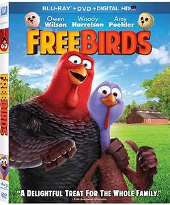 Free Birds Blu-Ray Review - Are You Screening?