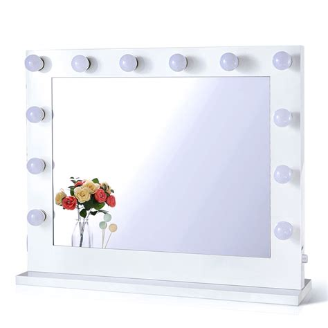 Vanity Lighted Mirror by Chende Makeup Vanity Mirror Lighted Mirror