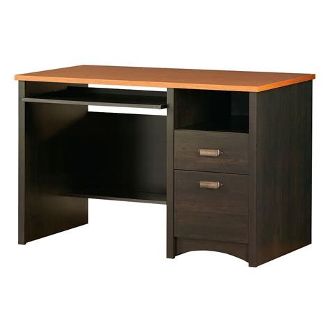 bureau dordinateur south shore bureau d 39 ordinateur gascony home depot canada