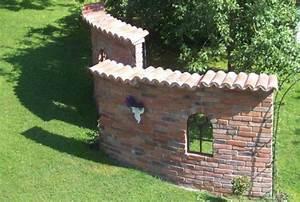 Mauer Im Garten : mediterrane mauer selbst bauen ~ Michelbontemps.com Haus und Dekorationen