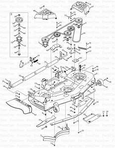 Cub Cadet 3000 Series Engine Parts