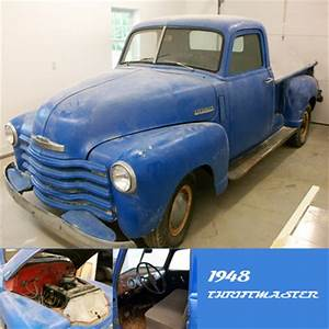1948 Chevy Thriftmaster Chevrolet Chevy Trucks For Sale Old Trucks Antique Trucks