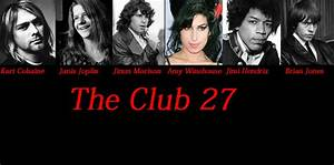 Club Des 27 : the club 27 by osmanpbs on deviantart ~ Medecine-chirurgie-esthetiques.com Avis de Voitures
