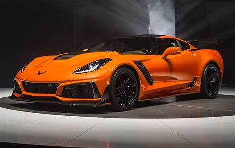 chevrolet supercar 2019 chevrolet corvette zr1 the king of supercar has