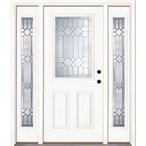 Home Depot Entry Doors with Side Lights