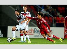 Germany U21 30 Denmark U21 Emre Can fires another