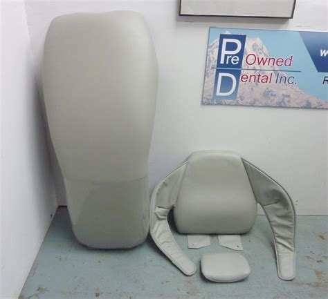 marus dental chair upholstery pre owned dental inc
