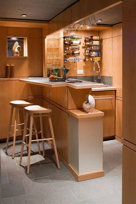 House Mini Bar Design by 52 Splendid Home Bar Ideas To Match Your Entertaining