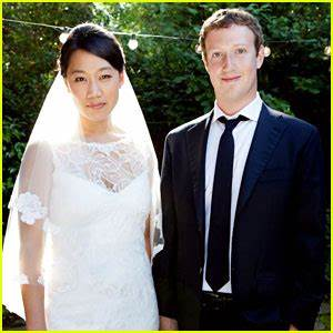 Mark Zuckerberg: Married to Priscilla Chan! | Mark ...