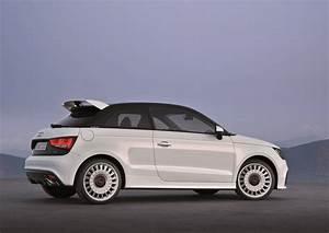 Audi A1 Quattro Prix : audi a1 quattro 333 exemplaires 265 ch actu automobile ~ Gottalentnigeria.com Avis de Voitures