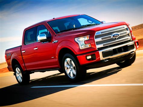New Truck 2015 by All New 2015 F 150 Most Patented Truck In Ford History