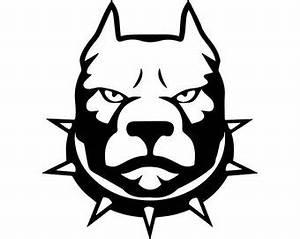 Pit bull svg | Etsy