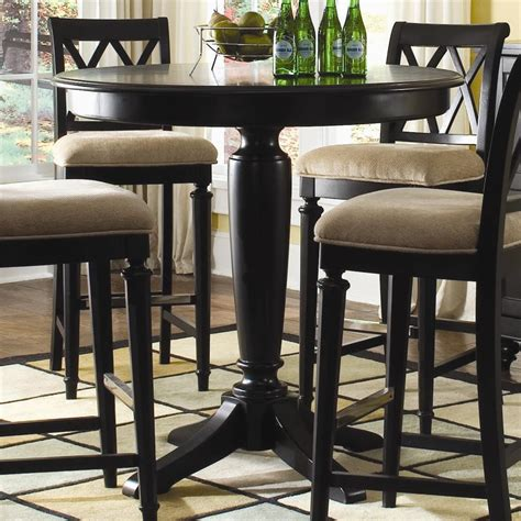Bar Height Gathering Table By American Drew  Wolf And