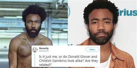 Some People Are Just Realising That Donald Glover And