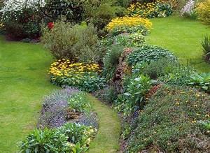 jardin en pente scene de rocaille utile et decorative With modele de rocaille de jardin 14 amenager un jardin caillouteux amenagement de jardin