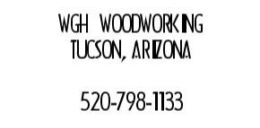 wgh woodworking fine custom doors  furniture