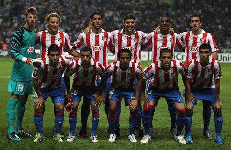 Club atlético de madrid sad. Spanish Football | Soccer | Sports Blog