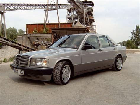 Mercedes W201 Tuning Shop
