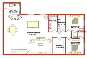 photo of walkout bungalow floor plans ideas lovely basement blueprints finished walk out basement