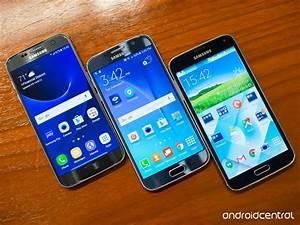 Spec comparison: Galaxy S7 vs. Galaxy S6 vs. Galaxy S5 ...