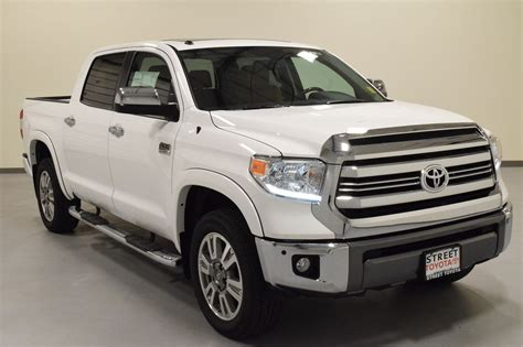 Toyota Tundra 1794 Edition 2017 by New 2017 Toyota Tundra For Sale In Amarillo Tx 17658