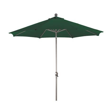 patio umbrellas on shop green market 9 ft patio umbrella at