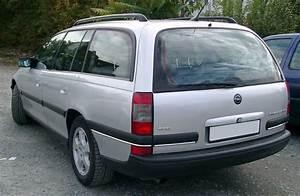 File Opel Omega B Caravan Rear 20070926 Jpg