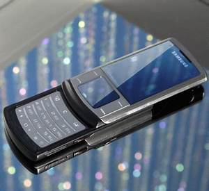Samsung Soul, the New Ultra Edition Flagship Slider