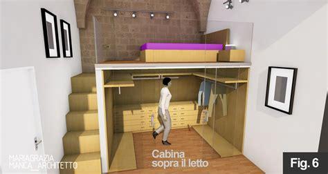 Letto Sopra Armadio Come Progettare Una Cabina Armadio Architetto Digitale