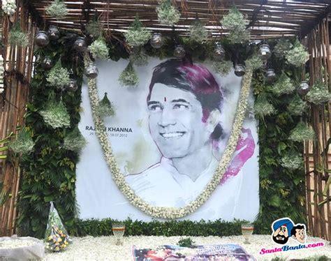 rajesh khanna  death anniversary picture