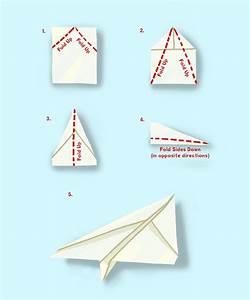 How To Make A Paper Aeroplane Garth U0026 Bev