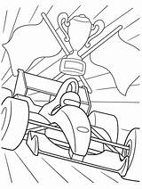 Coloring Race Formula Crayola Racecar Winner Cars Pinewood Colouring Derby Sheets Printable Needs Vroom Cub sketch template