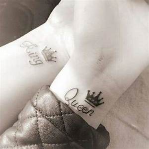 Tatouage Couple Original : tatouage couple commun couronne ~ Melissatoandfro.com Idées de Décoration