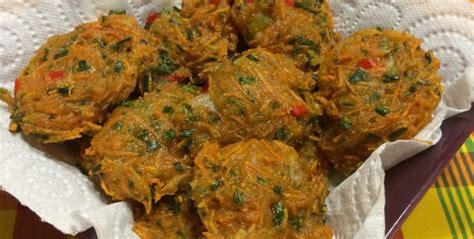 recette de cuisine été accras de légumes antillais avec légumes de métropole ta recette facile