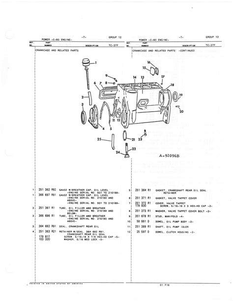 Farmall H Diagram by Ih Cub Wiring Diagram Wiring Diagram Schematics