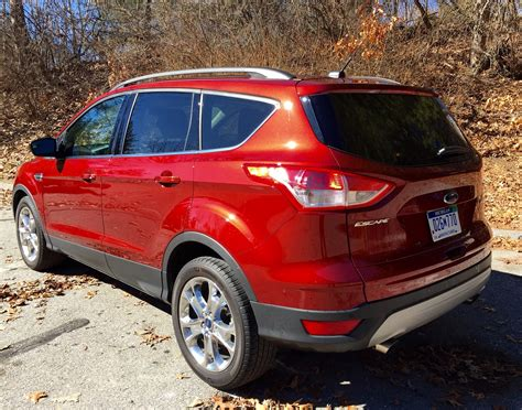 2016 Ford Escape Se by Review 2016 Ford Escape Se Fwd Be Practical And