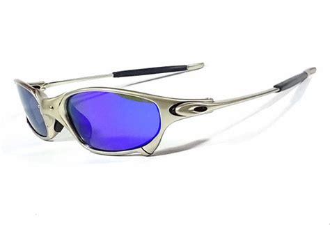 Kacamata Oakley jual kacamata oakley juliet silver blue lens sunglasses di
