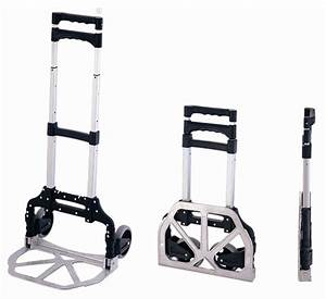 60kg Compact Folding Trolley - Hand Trucks