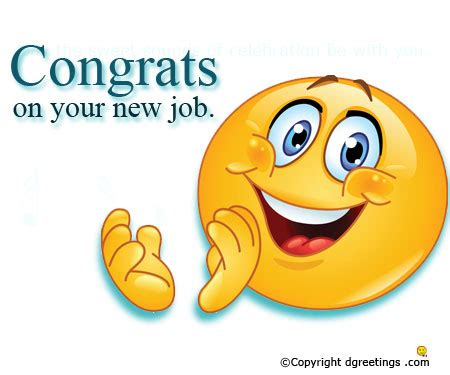 New Position by 15 Best Congratulations On New Wishes Pictures