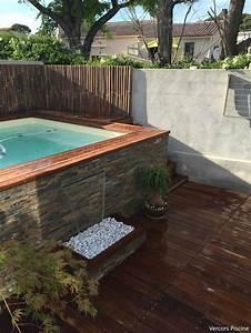 Piscine Hors Sol Chauffée : best 25 piscine hors sol ideas on pinterest petite ~ Mglfilm.com Idées de Décoration