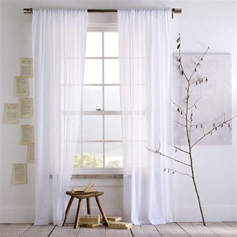White Drapes In Living Room by White Living Room Curtains Curtains Living Room Drapes