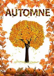 Bricolage Automne Primaire : affichage des saisons en maternelle ~ Dode.kayakingforconservation.com Idées de Décoration