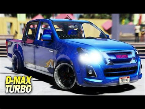Modifikasi Isuzu D Max by Review Isuzu D Max Turbo Gta 5 Modifikasi